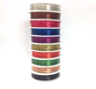 0.5mmx 8m Copper Wire