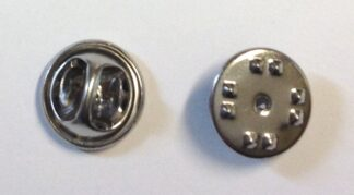 Badge Lapel Pins & Backs