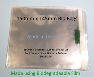 Bio Bags - 150mm x 145mm