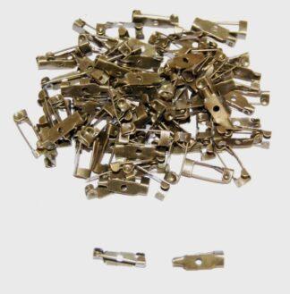 Antique Bronze Brooch Pins