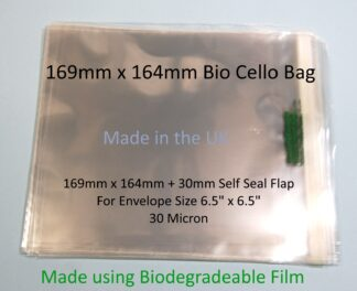 Bio Bags - 169mm x 164mm