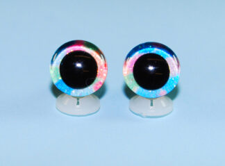 3D Rainbow Eyes