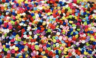 4mm Mini Doll Buttons