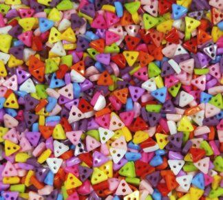 Mini Doll Assorted Triangles
