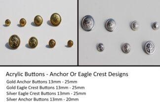 Acrylic Buttons