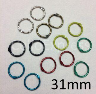 31mm Ringbinders