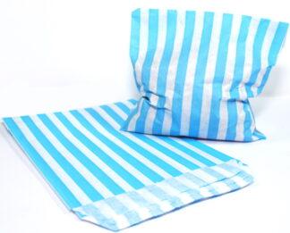 """7"""" x 9"""" - Aqua Sweet Bag"""