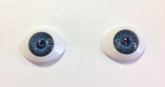 11mm Blue BJD Oval Eyes