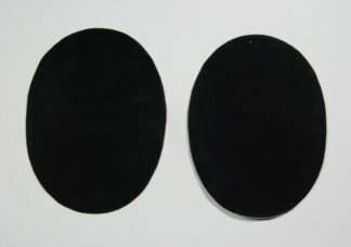 Black Elbow Patches