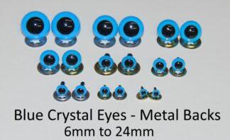 Blue Eyes Metal Backs