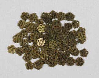 Antique Bronze - Flowers