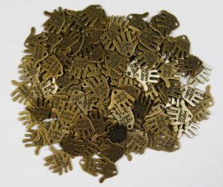Antique Bronze - Hands
