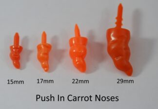 Decorative Carrot Noses