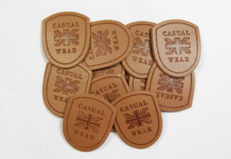 Casual Wear Leather Tags