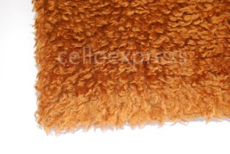 Chestnut Curly Fur