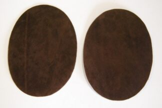 Chocolate Brown Elbow Patches
