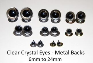 Clear Eyes Metal Backs
