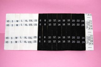 Sew On Clothing Labels