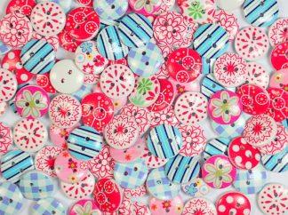 ditsy dotty buttons celloexpress