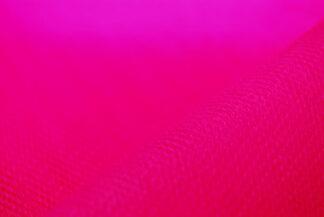 Flo Cerise Tulle Dress Net