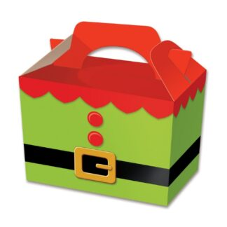 Elf Tunic Party Food Boxes