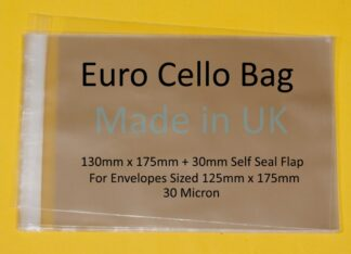 Euro Cello 130 x 175mm