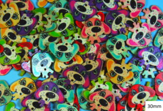 Fancy Buttons 17 - 30mm
