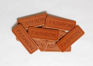 Fashion Leather Tags