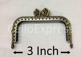 Straight Type 1 Antique Brass