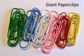 Giant Paperclips