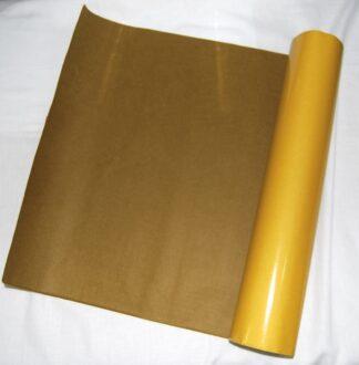 Gold Self Adhesive Felt Rolls