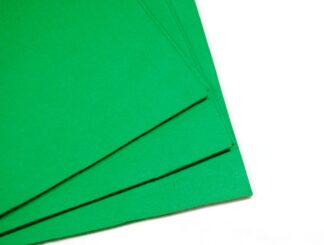 Green A4 Felt Squares