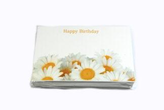 Happy Birthday - Daisies