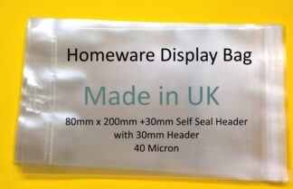 Homeware Display Cello