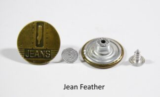 20mm Jean Fashion Jean Studs