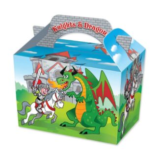 Knights&Dragons PartyBoxes