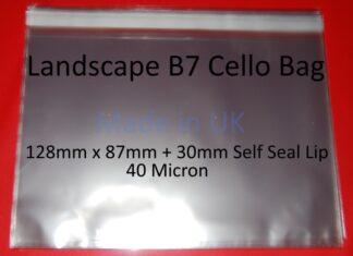 Landscape B7 - 128mm x 87mm