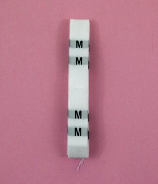 White Letter Size Labels