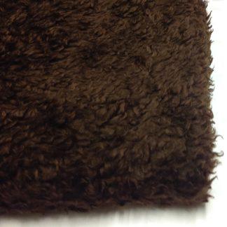 Malt Brown Curly Fur