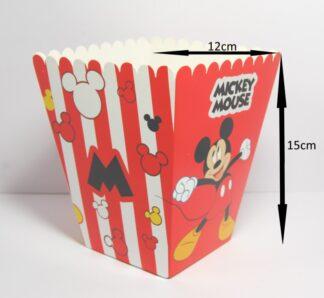 Medium Mickey Popcorn Boxes