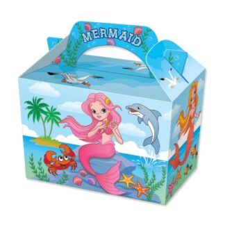 Mermaid Party Food Boxes