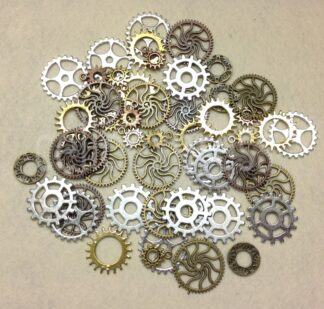 Mixed Pack 3 Steampunk Cogs