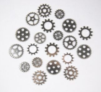Mixed Pack 5 Steampunk Cogs