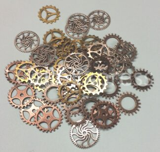 Mixed Pack 1 Steampunk Cogs