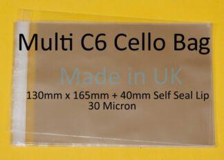 Multi C6 Cello Bags