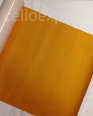 Mustard Self Adhesive Felt Rolls