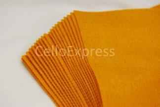 Mustard Craft Felt Lengths