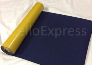 Navy Self Adhesive Felt Rolls