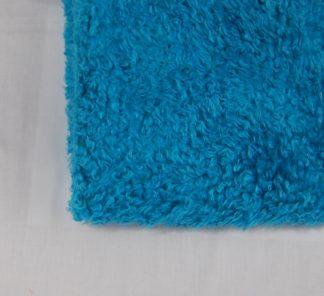 Neptune Blue Curly Fur