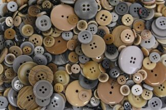 Pebble Mixed Buttons